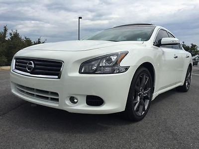 Nissan Maxima Sv Sport Cars For Sale