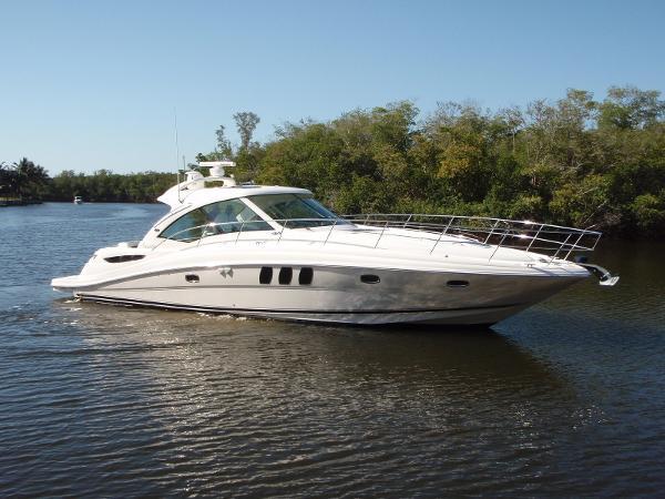 Sea Ray Searay 480 Sundancer Boats For Sale