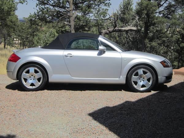 2002 Audi TT 1.8L Ruidoso, NM