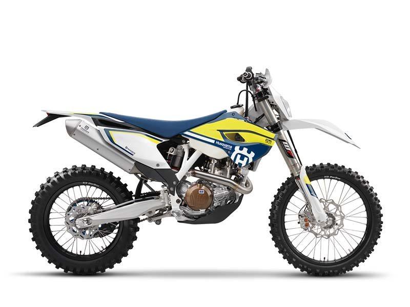 Husqvarna Fe 501s Motorcycles For Sale