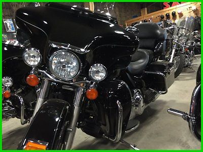 Harley-Davidson : Touring 2011 harley davidson touring electra glide classic end of year clearance