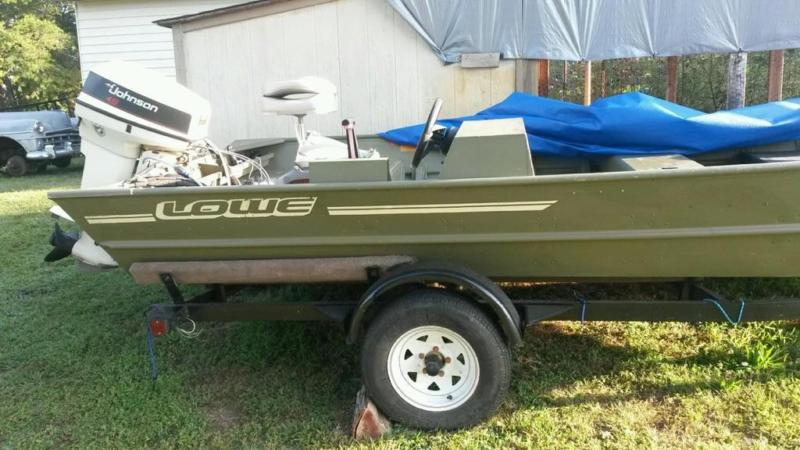 Lowe Flat Bottom Boats For Sale