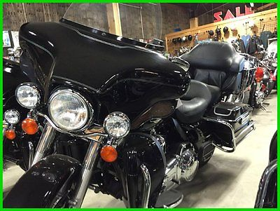 Harley-Davidson : Touring 2010 harley davdison touring electra glide ultra classic end of year clearance