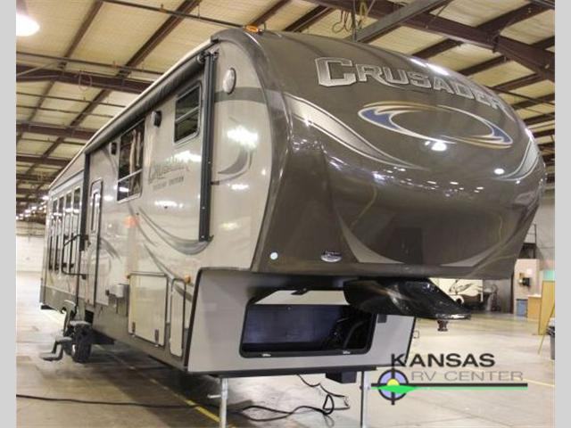 2012 Prime Time Rv Tracer 29BHS
