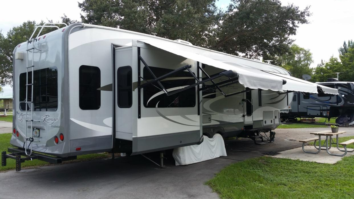 Open Range Travel Trailers For Sale Florida