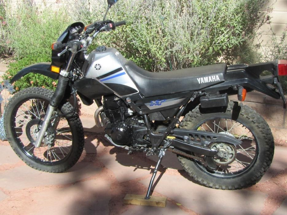 yamaha xt225 motorcycles for sale in colorado springs colorado. Black Bedroom Furniture Sets. Home Design Ideas