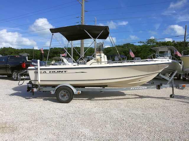 Sea Hunt Center Console Boats For Sale