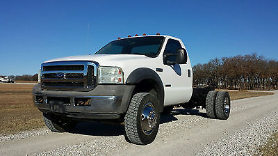 Ford : Other Pickups XL Cab & Chassis 2-Door 2005 ford f 550 super duty 4 x 4 xl cab chassis 2 door 84 in ca 141 in wb