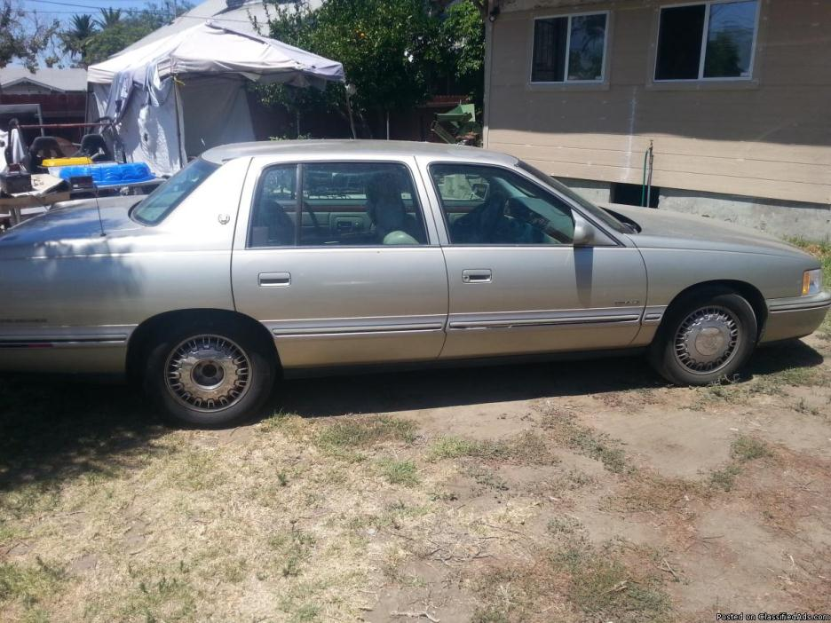Cadillac Deville 1997 Cars For Sale