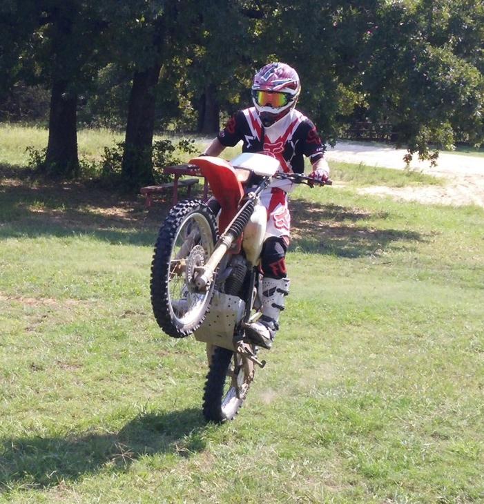 2006 Honda Crf 450