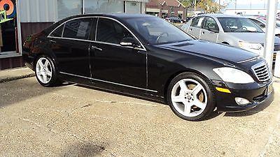 Mercedes-Benz : S-Class 2007 mercedes benz s 550