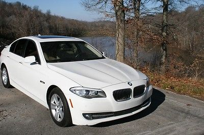 BMW : 5-Series 2011 bmw 528 i