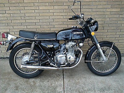 Honda : CB 1974 honda cb 350 four cb 350 f