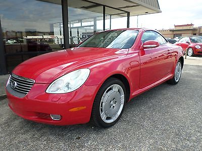 Lexus : SC Base Convertible 2-Door 2005 lexus sc 430