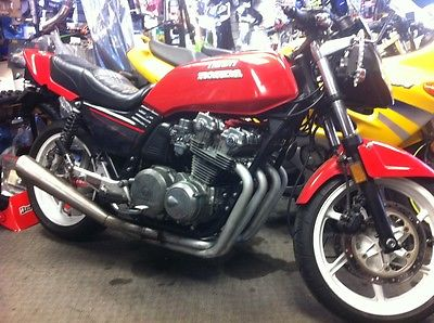 Honda : CB Honda CB750F SuperSport CUSTOM