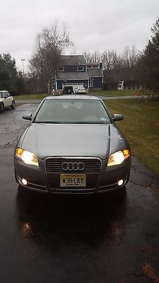 Audi : A4 Base 2006 audi a 4 2.0 t quattro factory new engine at 100 k