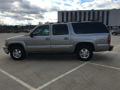 2001 Chevrolet Suburban Lt Cars For Sale