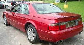 Cadillac : Seville sts 2000 cadillac seville sts sedan 4 door 4.6 l