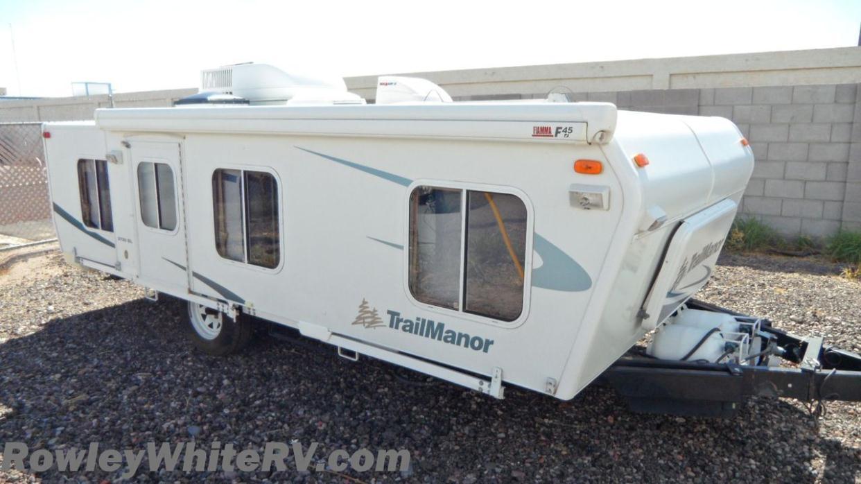 Trailmanor Rvs For Sale In Arizona