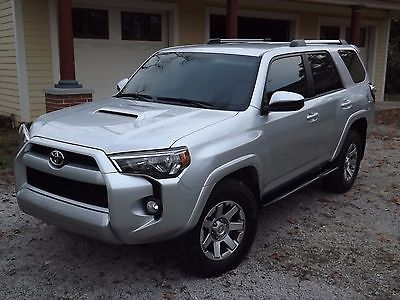 toyota 4runner trail cars for sale in georgia. Black Bedroom Furniture Sets. Home Design Ideas