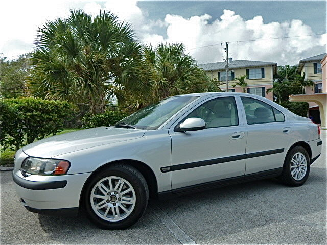 Volvo : S60 4dr Sdn 2.4L 03 volvo s 60 recent timing belt warranty heated seats florida car lovely