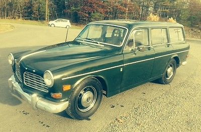 Volvo : Other Amazon 1968 volvo 122 amazon wagon rare