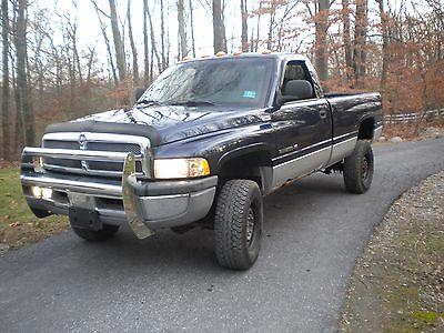 Dodge : Ram 2500 2001 dodge ram 2500