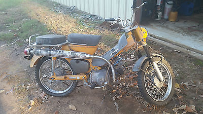 Honda : CT 1971 honda ct 90 with title