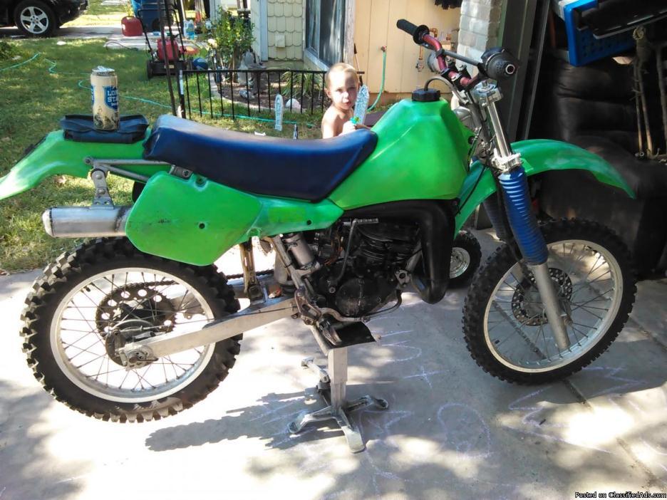 1986 Kawasaki Kdx200 Motorcycles for sale