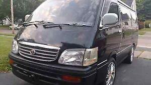 Toyota : Other Super Custom Turbo 1991 toyota hiace super custom turbo diesel