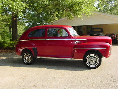 Ford : Other 2 Door Sedan 1948 2 door ford sedan car
