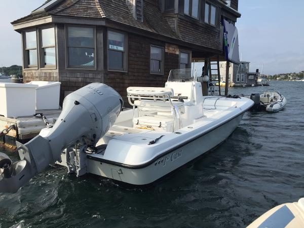 2013 Contender 25 Bay Center Console