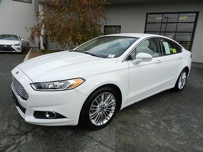 Ford : Fusion SE* 2014 ford se