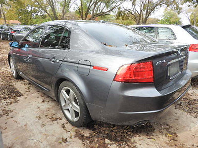 Acura : TL 4dr Sedan Automatic 4 dr sedan automatic automatic gasoline 3.2 l v 6 cyl gray