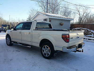 Ford : F-150 Lariat Crew Cab Pickup 4-Door 2009 ford f 150 lariat crew cab pickup 4 door 5.4 l