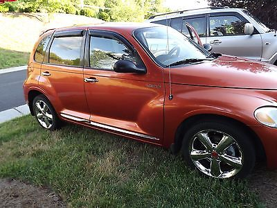 Chrysler : PT Cruiser Dream Cruiser 2003 tangerine dream cruiser 2680 series 2