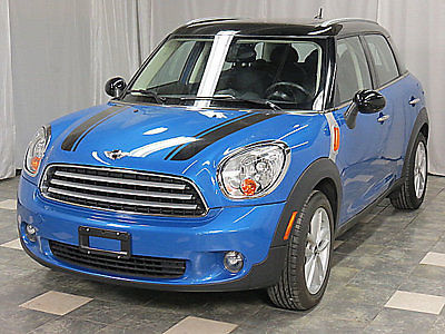 Mini : Countryman FWD 4dr 2012 mini cooper countryman 4 dr 36 k panoramic roof heated leather cd aux