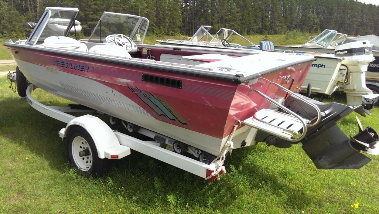 Crestliner Sportfish 1750 Boats For Sale