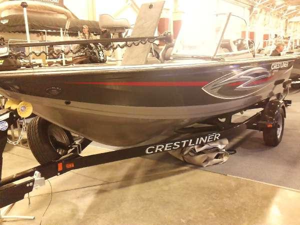 2015 Crestliner 1850 Raptor WT