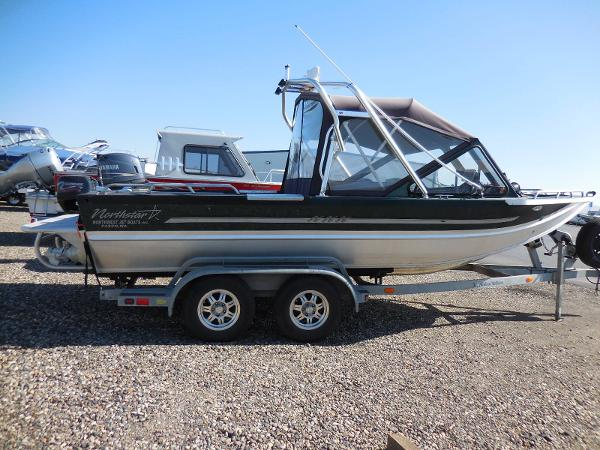 2000 Northwest Jet Boats 20 Northstar