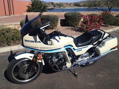 Honda : CBX 1982 honda cbx beautiful unrestored