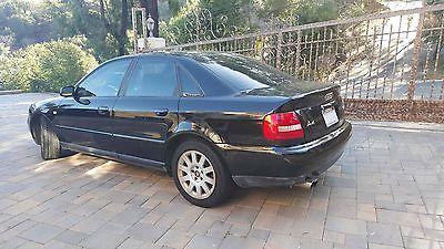 Audi : A4 1.8T AUDI A4 2001