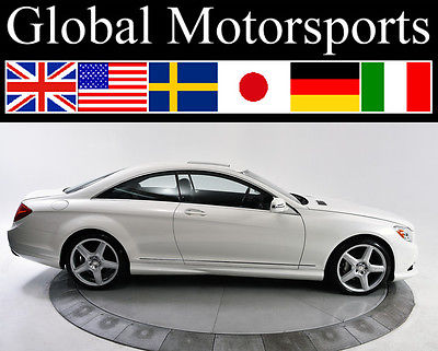 Mercedes-Benz : CL-Class CL550/AWD/Nav/Night Vision/AMG Sport/Low Miles 2013 cl 550 awd nav night vision amg sport low miles