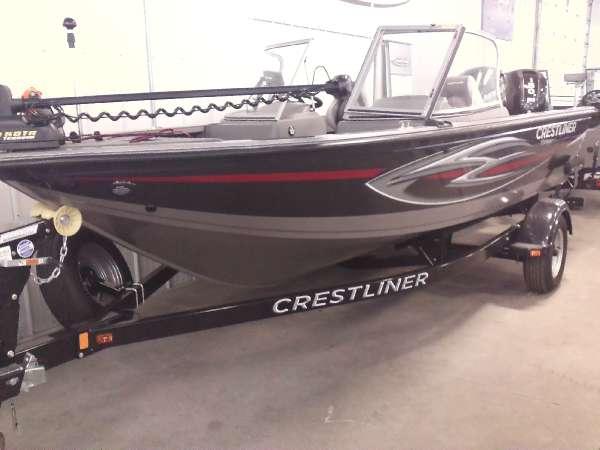 2015 Crestliner 1750 RAPTOR WT