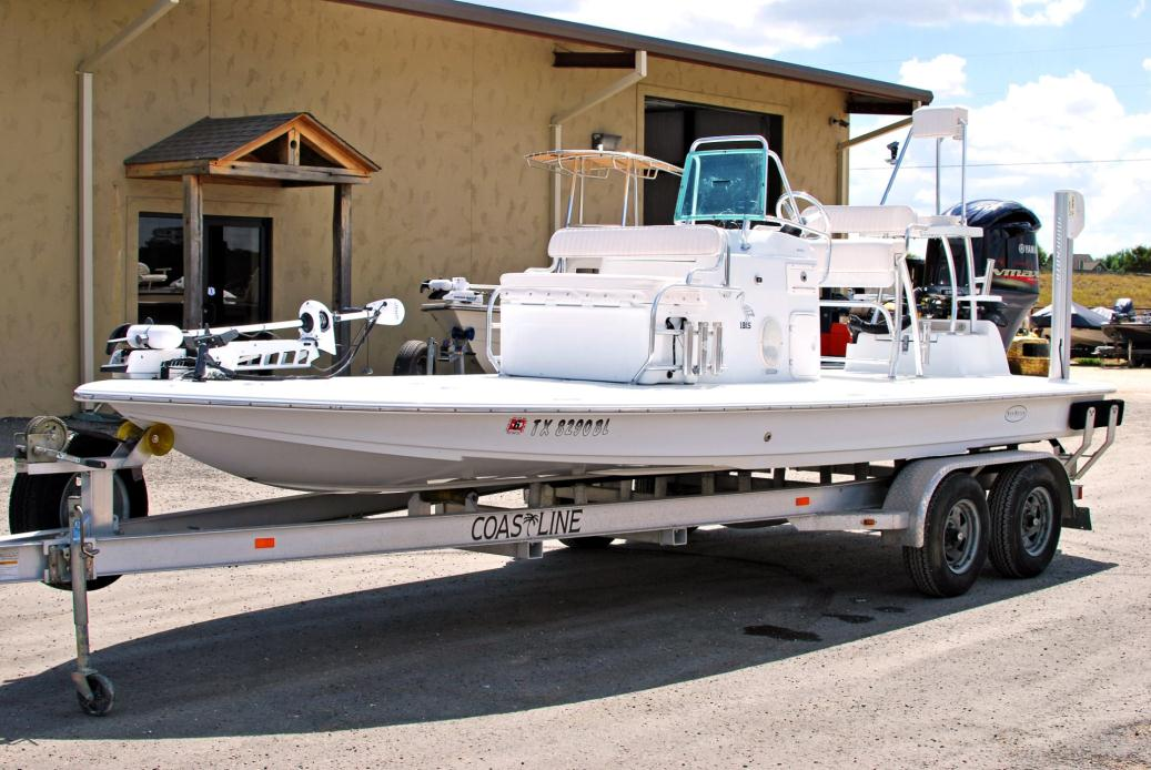 2011 New Water Boatworks Ibis