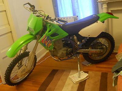 Kawasaki : KLX KLX 650 R