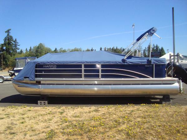 2014 Harris FloteBote 24HCX