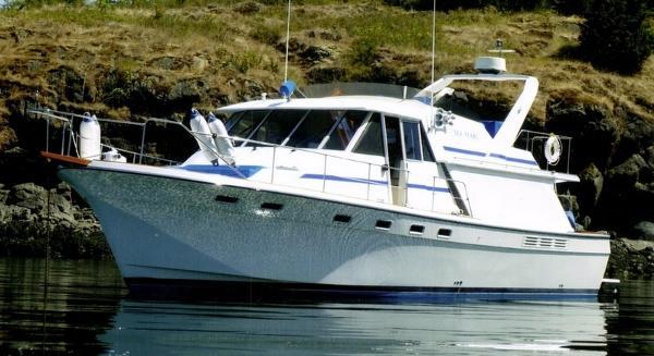 bayliner 4588 pilothouse motoryacht boats for sale. Black Bedroom Furniture Sets. Home Design Ideas