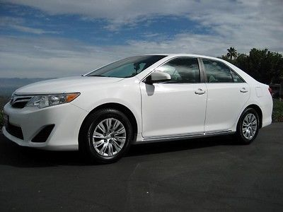 2012 toyota camry le cars for sale. Black Bedroom Furniture Sets. Home Design Ideas