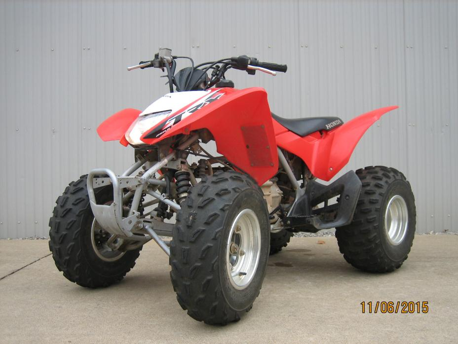 Technology Management Image: 2013 Honda Trx400ex Motorcycles For Sale